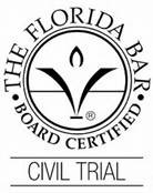 Florida Board Certified Civil Trial
