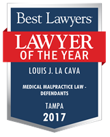 Medical Malpractice Law - Defendants, Tampa (2017)