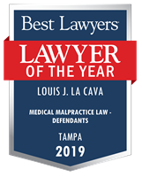 Medical Malpractice Law - Defendants, Tampa (2019)