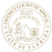 Second District Court of Appeal Florida